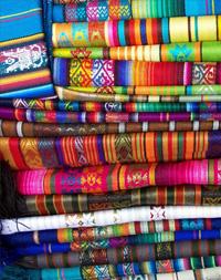 Vuelos Ecuador: Trajes típicos.